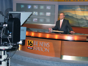 Andy Palumbo | Television news anchor and reporter